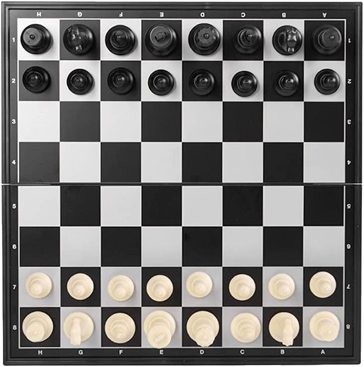 International Chess Set Folding Piece Nashville-Davidson Mall Ranking TOP17 Board Magnetic