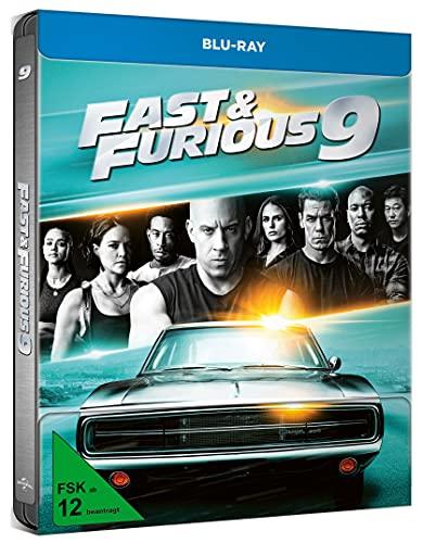 Produktbild von Fast & Furious 9 - Limited Steelbook [Blu-ray]