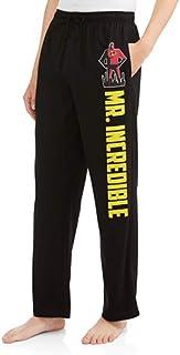 Disney Men's Mr. Incredible Pajama Lounge Pants Sleepwear