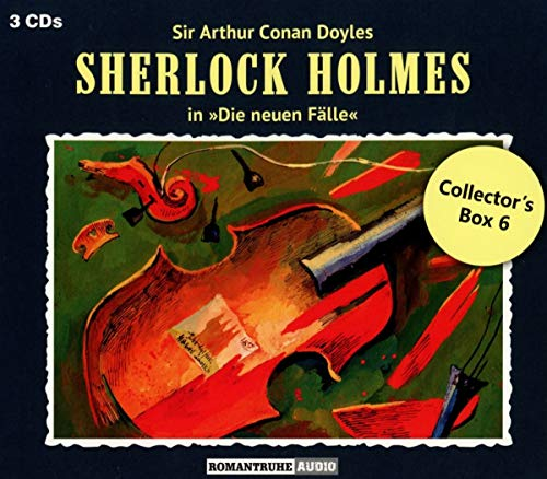 Die Neuen Fälle: Collector'S Box 6 (3cd)