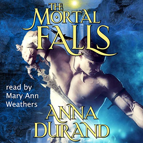 The Mortal Falls  audiobook cover art