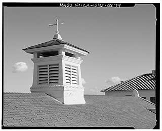 HistoricalFindings Photo: Mare Island Naval Shipyard,Hospital Headquarters,Johnson Lane,Vallejo,CA,HABS,13