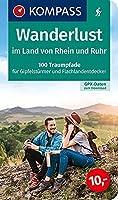 KV WL 1615 Rhein Ruhr: 100 Traumpfade fuer Gipfelstuermer und Flachlandentdecker, GPX-Daten zum Download