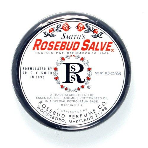 (3 Pack) Rosebud Salve Tin - Rosebud Salve -  Rosebud Perfume Company, RBRS_3