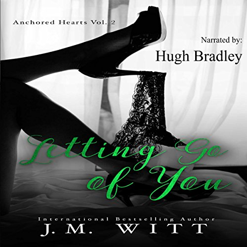 Letting Go of You audiobook cover art