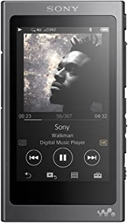 ソニー SONY ウォークマン Aシリーズ 16GB NW-A35 : Bluetooth/microSD/ハイレゾ対応 チャコールブラック NW-A35 B