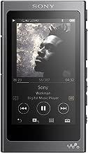 SONY Walkman A series NW-A35 (B) (16GB) (charcoal black) (International version/seller warranty)