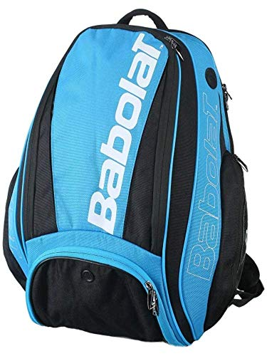 Babolat 2018 Pure Series Quality Backpack - (Drive Blue/Black)