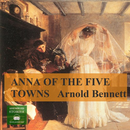 Anna of the Five Towns cover art
