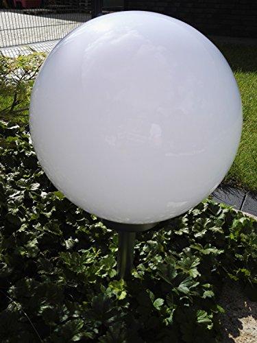 LED Solar Garten Kugel Beleuchtung 20 cm Gartendekoration