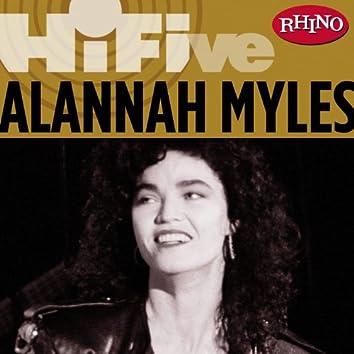 Rhino Hi-Five: Alannah Myles