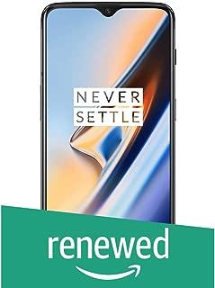 (Renewed) OnePlus 6T (Midnight Black, 8GB RAM, 256GB Storage)