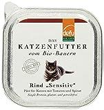 defu Katze Rind Sensitive Pâté