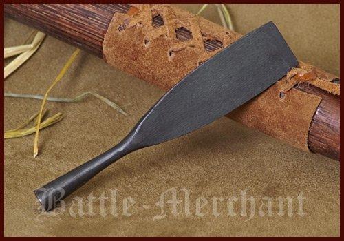 Battle-Merchant Histórica punta de flecha P – flecha y arco largo