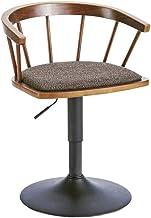 Barkruk CHY Verstelbare metalen achterzijde, moderne bar kruk voor de keuken, computer of bureaustoelen, 360 graden draaibaar