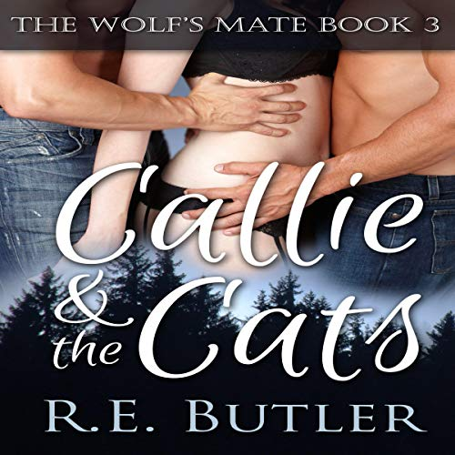 Callie & the Cats audiobook cover art