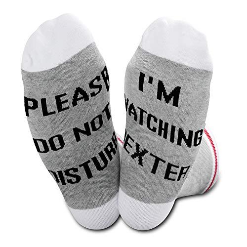 Dexter Socken aus der TV-Serie