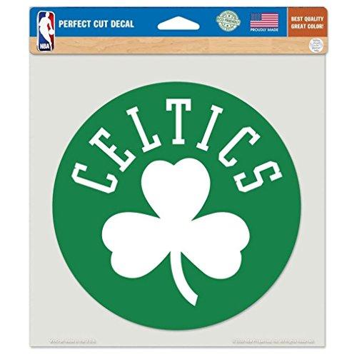 Boston Celtics OFFICIAL LOGO 8'x8' COLOR DIE CUT DECAL