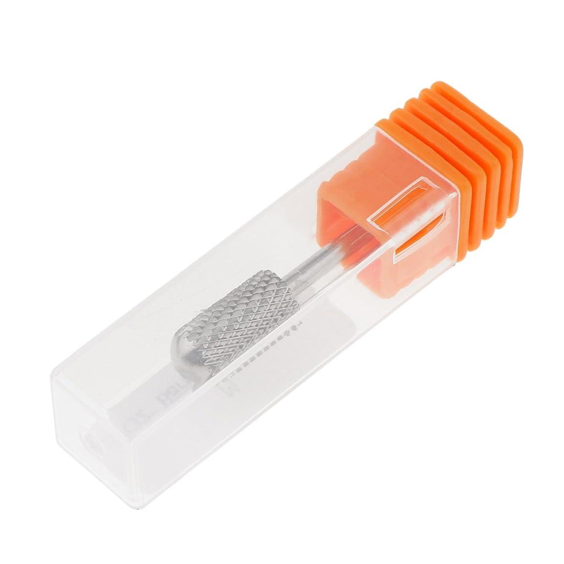 リズミカルな原理疑いPerfk ネイルドリルビット ネイルファイル ネイルアート リムーバー 切削性能 耐久性 全4タイプ - G12-M
