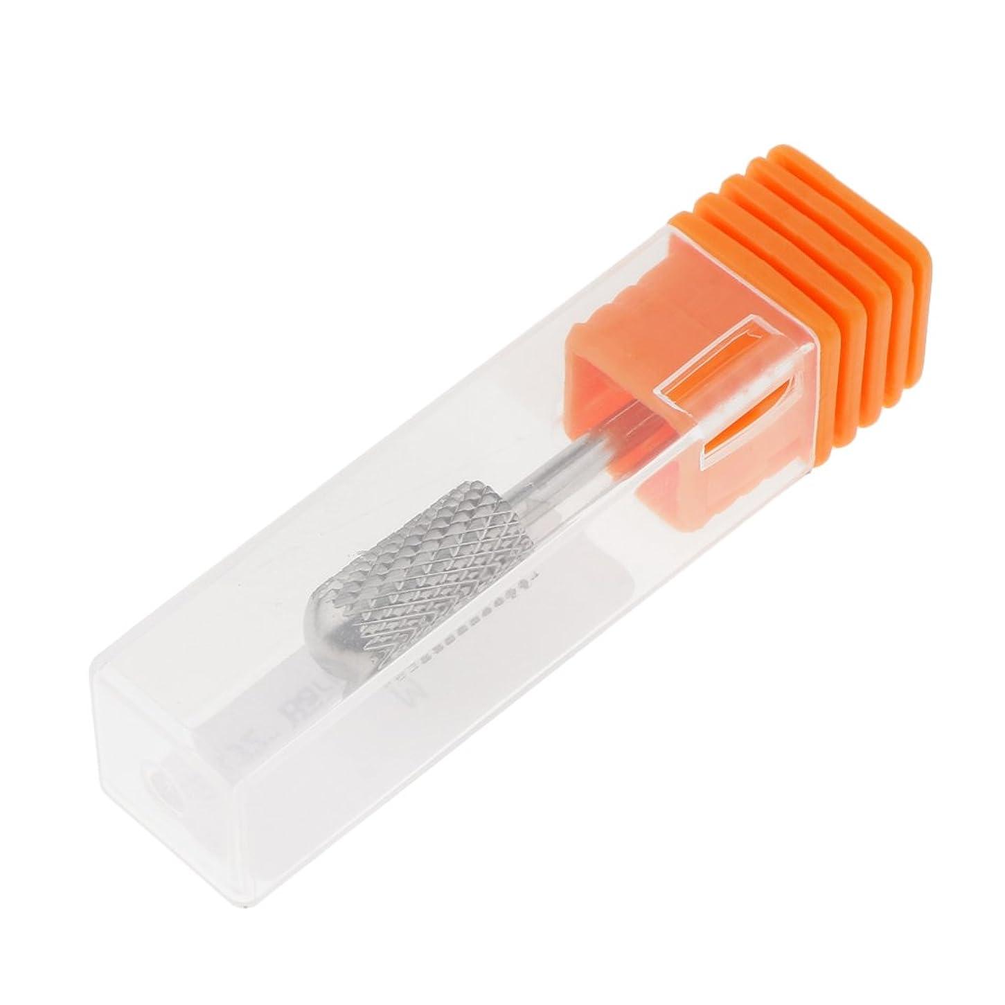 ワゴン必要ないきらめくPerfk ネイルドリルビット ネイルファイル ネイルアート リムーバー 切削性能 耐久性 全4タイプ - G12-M