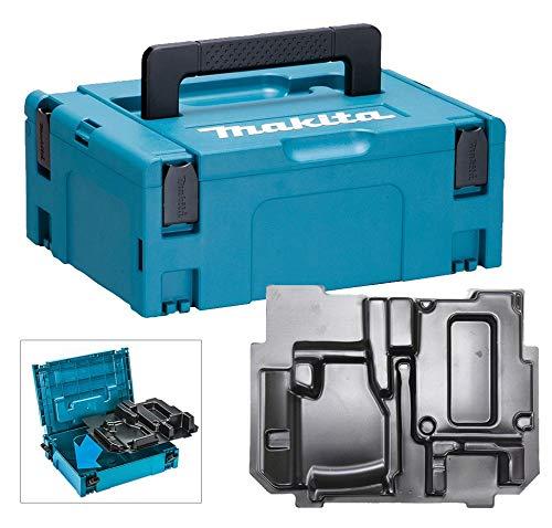 Makita 18 V Makpac Werkzeugkoffer mit...