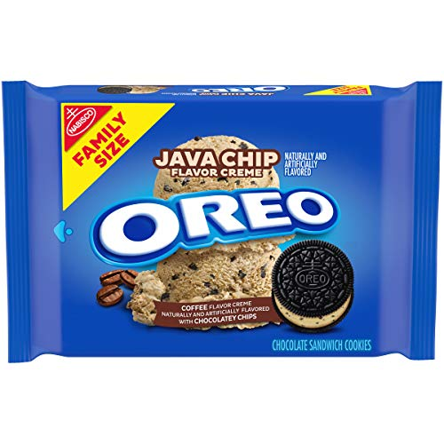 Oreo Java Chip Cookie 482g