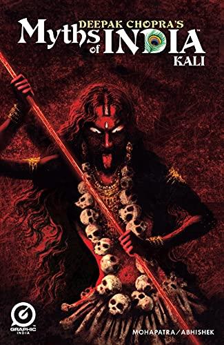 Myths of India: Kali (English Edition)