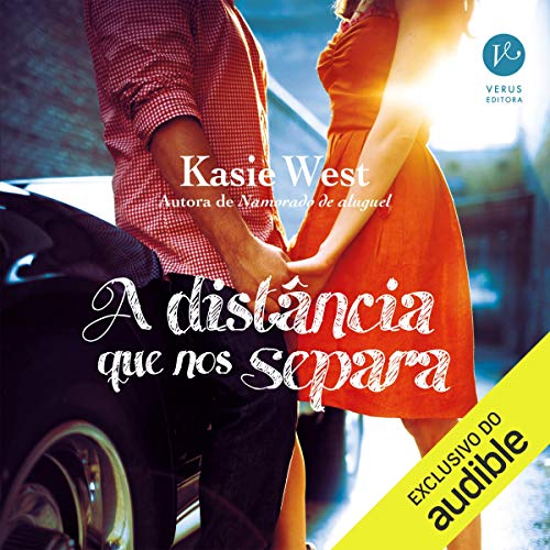 A distância que nos separa [The Distance That Separates Us] cover art
