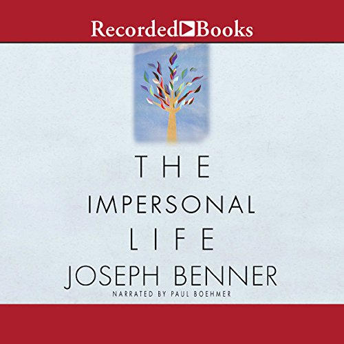 The Impersonal Life audiobook cover art
