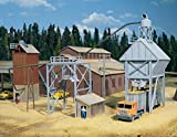 Walthers Cornerstone HO Scale Model Sawmill Outbuildings