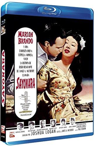 Sayonara Blu Ray 1957 [Blu-ray]