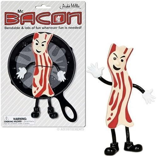 promociones Mr. Mr. Mr. Bacon Bendable figura de acción  bajo precio