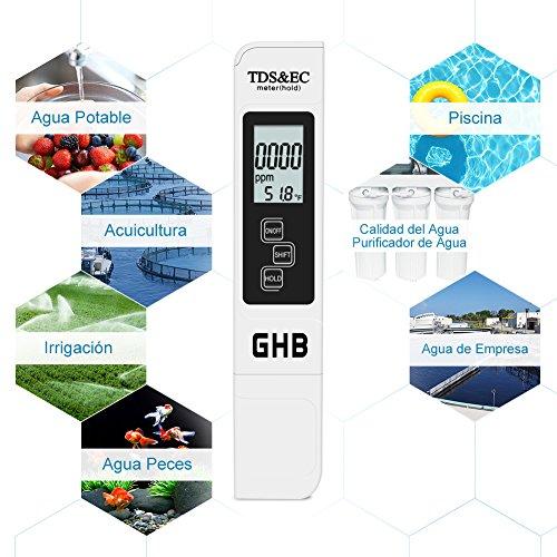 Mejores Medidores de pH Digitales