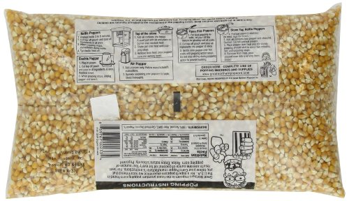 Product Image 2: 4204 Great Northern Popcorn Organic Yellow Gourmet Popcorn All Natural, 5 Pounds