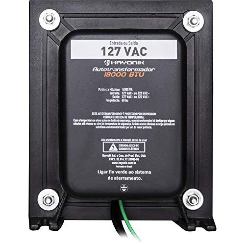 Autotrafo para AR Condicionado 18000 BTU Universal Hayonik