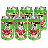 CAWY Watermelon, 6 per pack, 12-ounces