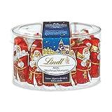 Lindt Mini Weihnachtsmänner, Weihnachts-Süßigkeit zum Verschenken oder...