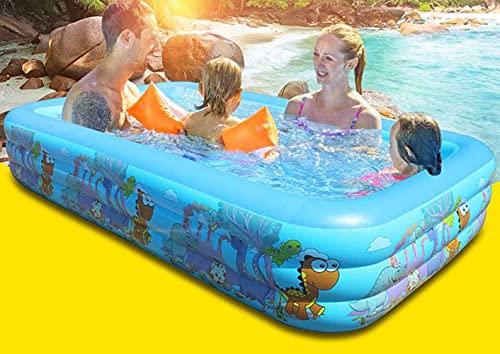 10ft Opblaasbaar Zwembad Baby Water Spelen Bad Center Familie Outdoor Milieuvriendelijk Kinderen Volwassen Speelgoed Zomer