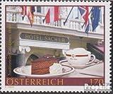Prophila Collection Austria Michel.-No..: 3391 (Completa.edición.) 2018 Hotel Sacher (Sellos para los coleccionistas) Vidrio / Cerámica / Porcelana