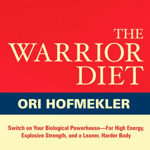 The Warrior Diet audiobook cover art