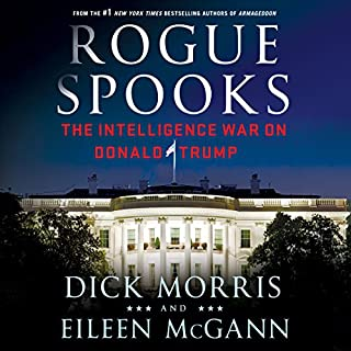 Rogue Spooks cover art