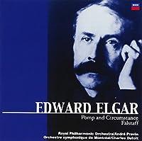 ELGAR: POMP & CIRCUMSTANCE/FALSTAFF by ANDRE PREVIN (2007-10-17)