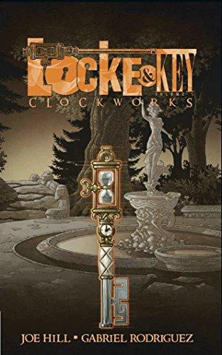 Locke & Key Volume 5: Clockworks (Locke & Key 5) [Idioma Inglés]: 05