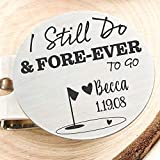 Personalized Husband Gift I Still Do Golf Ball Marker Gift For Anniversary Personalized Anniversary Gift Husband Golf Gift Personalized Name STILL-DO-GOLF