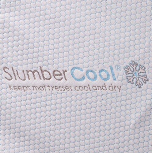 SlumberCool Climate Control Mattress Protector