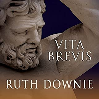 Vita Brevis: A Crime Novel of the Roman Empire audiobook cover art