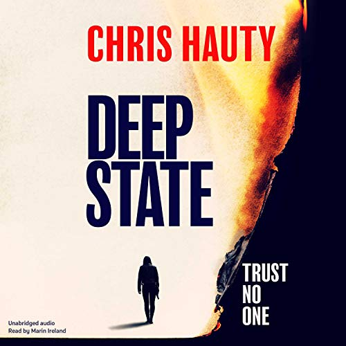 Deep State audiobook cover art