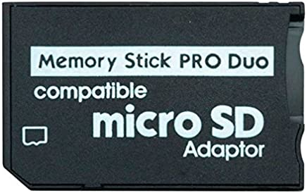ADAPTADOR DE MICROSD A MEMORY STICK (PSP)