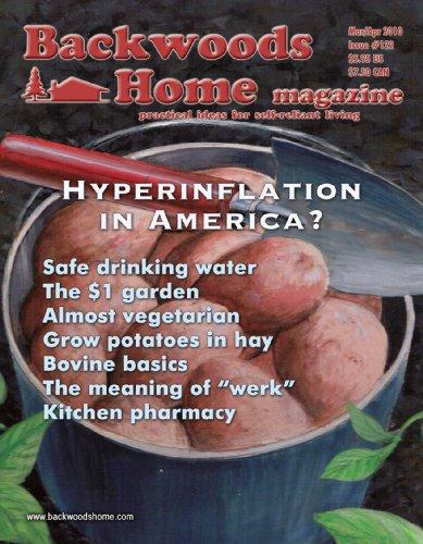 Backwoods Home Magazine #122 - Mar/Apr 2010 (English Edition)
