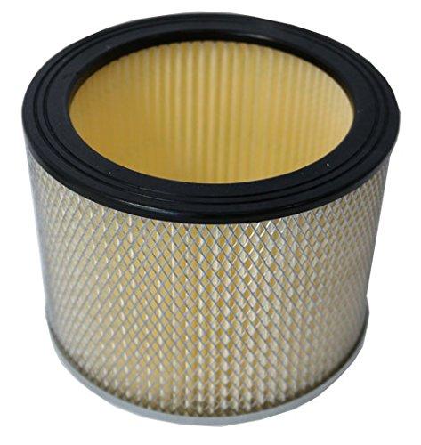 Mauk Ersatz- Kartuschen- Filter zu AN 1771 Aschesauger 1200W 20L